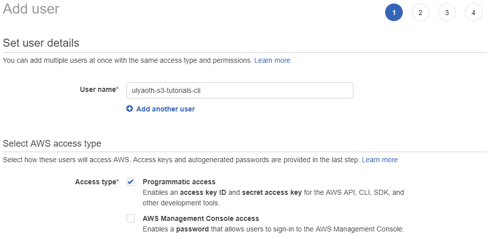How to install and configure the AWS CLI on Windows 10  - Ulyaoth