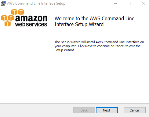How to install and configure the AWS CLI on Windows 10